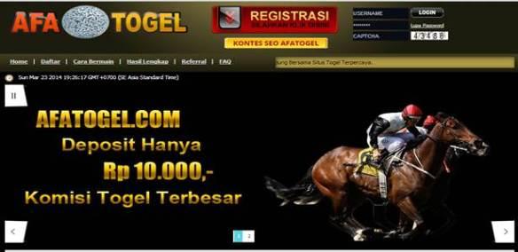 Afa Togel
